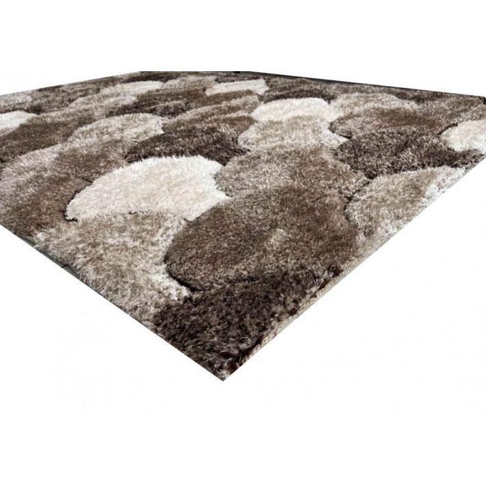Violetta Lila Shaggy Szőnyeg 160 x 220 cm