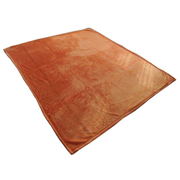 Vivien Narancssárga Pléd Ágytakaró 150 x 200 cm
