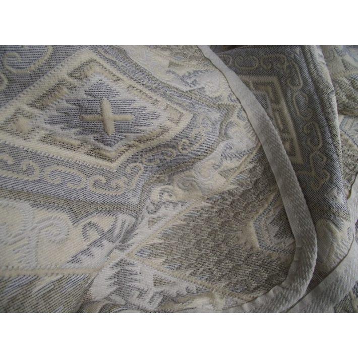 Neptune Krém Bronz Ágytakaró 240 x 240 cm
