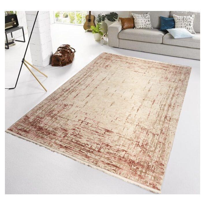 Estike Bézs bordó szőnyeg