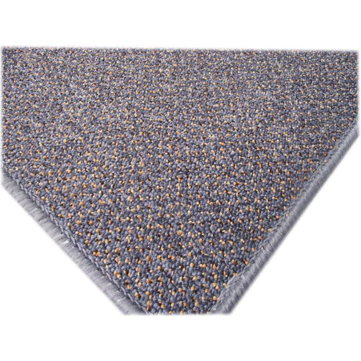 Hurkolt, Vastag padlószőnyeg 4m széles szürkéskék színben