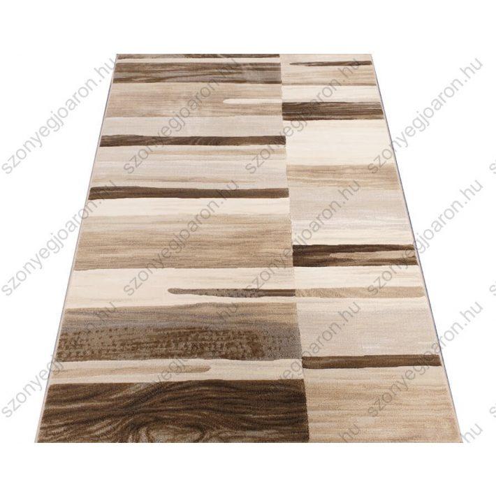 Uxmal vastag krém barna szőnyeg