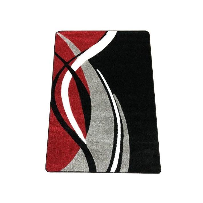Sissy kockás Lila szőnyeg 160x220cm