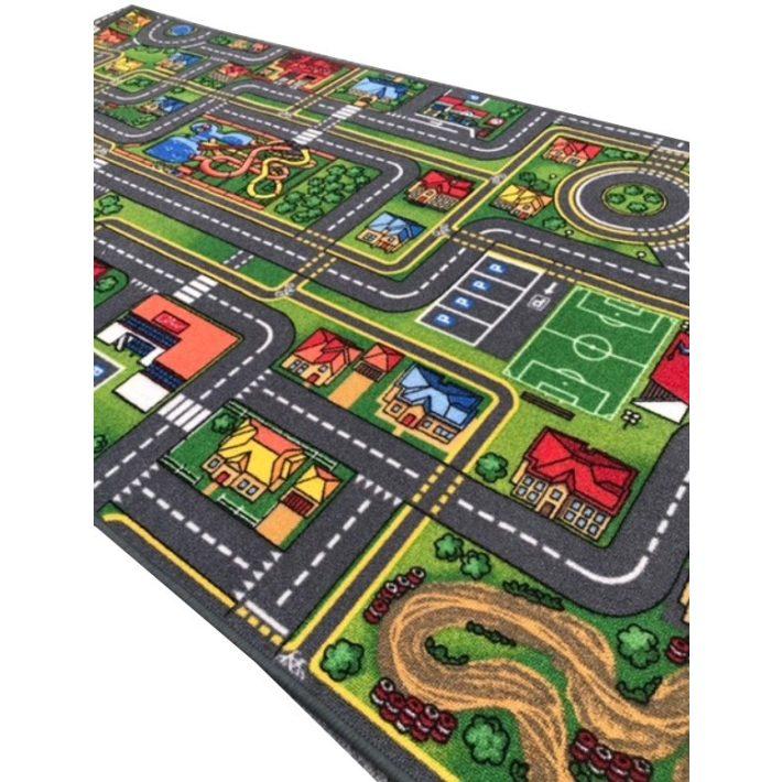 Stefi Rózsaszín Gyerekszőnyeg 80 x 150 cm