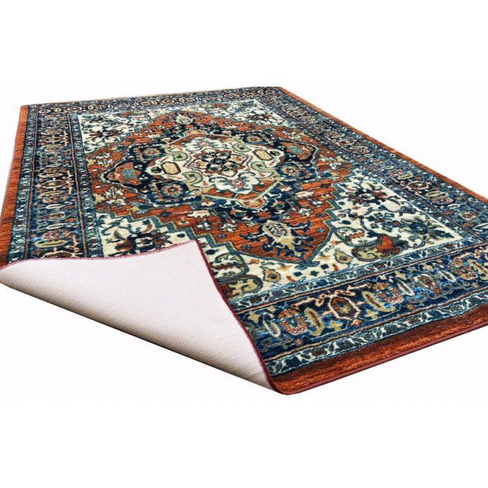 Zsani Piros Bézs Klasszikus szőnyeg