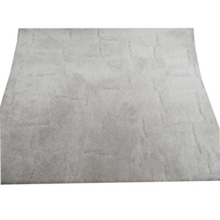 Baucisz Törtfehér Nyírt Padlószőnyeg 4m széles