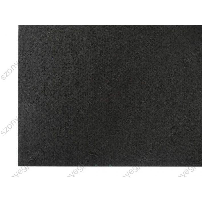 Yadid Fekete Autó Filc 2 m széles