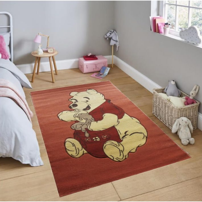 Aranyos Mackó gyerekszőnyeg 125x200 szőnyeg webáruház