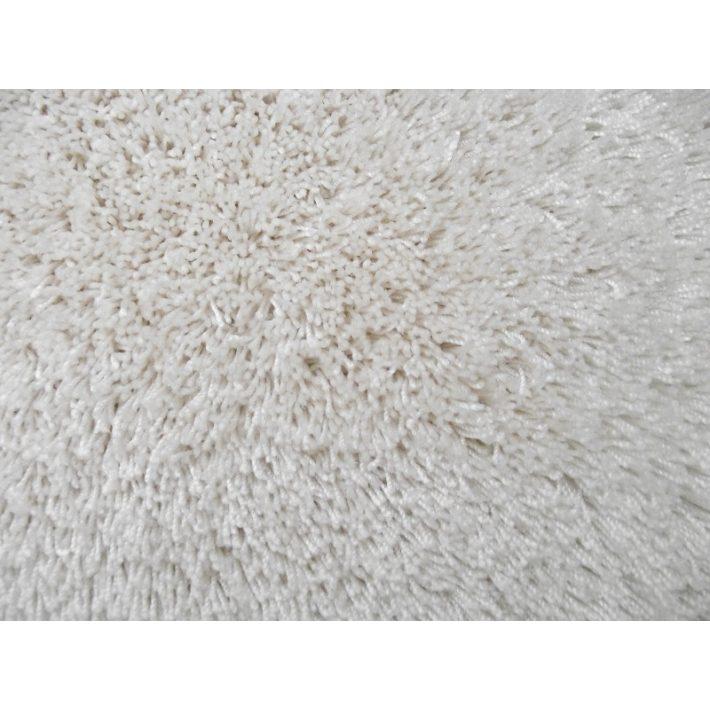 Fehér Shaggy Minőségi Padlószőnyeg 4m széles