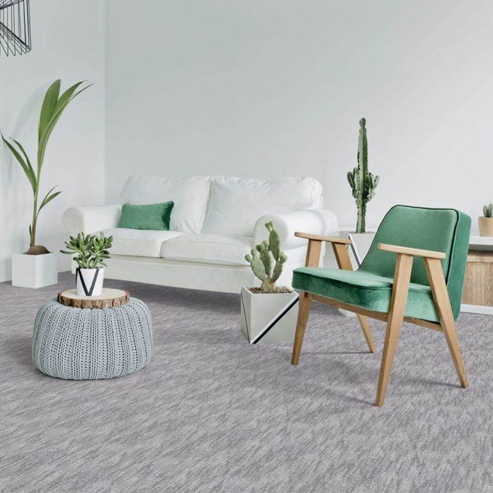 Donáta Ifjúsági-Kamasz padlószőnyeg 4 m széles zöld színben
