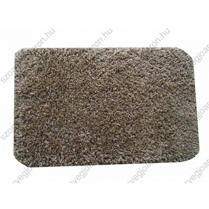 Brumi Shaggy Ágyelő Barna Szőnyeg 50x80 shaggy szőnyeg webáruház