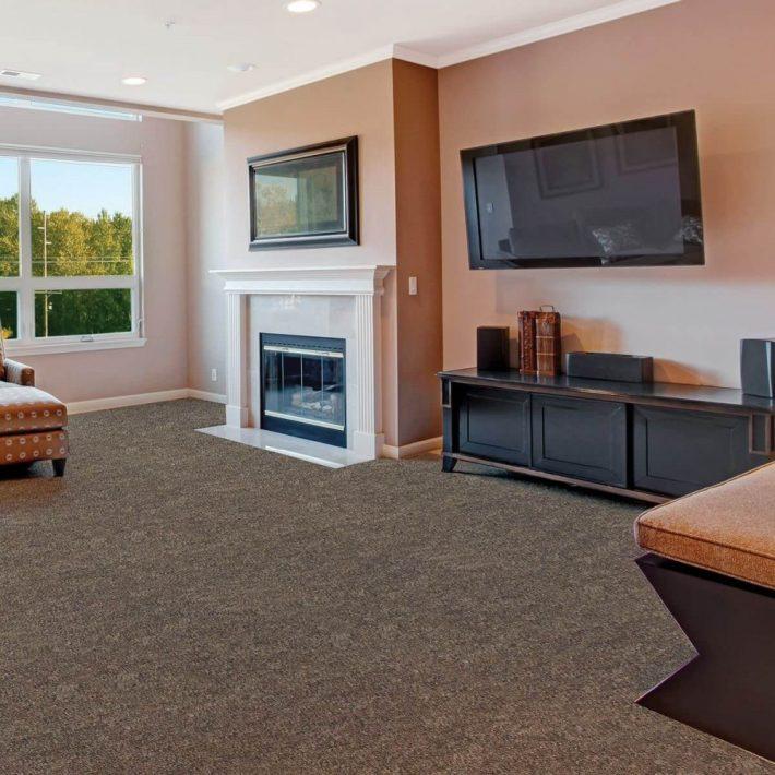Esztella Ifjúsági-Kamasz Vastag padlószőnyeg 4 m széles pink színben