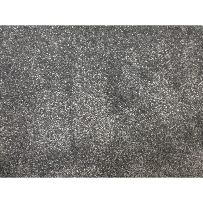 Vastag exkluzív szürke padlószőnyeg 4m széles