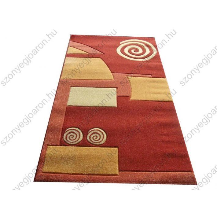 Brigitte Nyírt Narancs Terra szőnyeg 70 x 100 cm