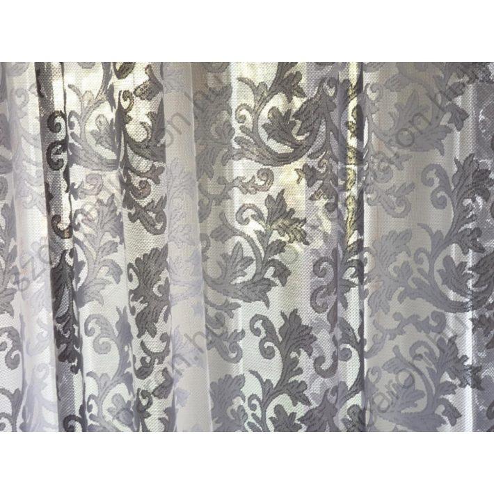 Pannónia Fehér Jacquard Függöny 250 x 300 cm