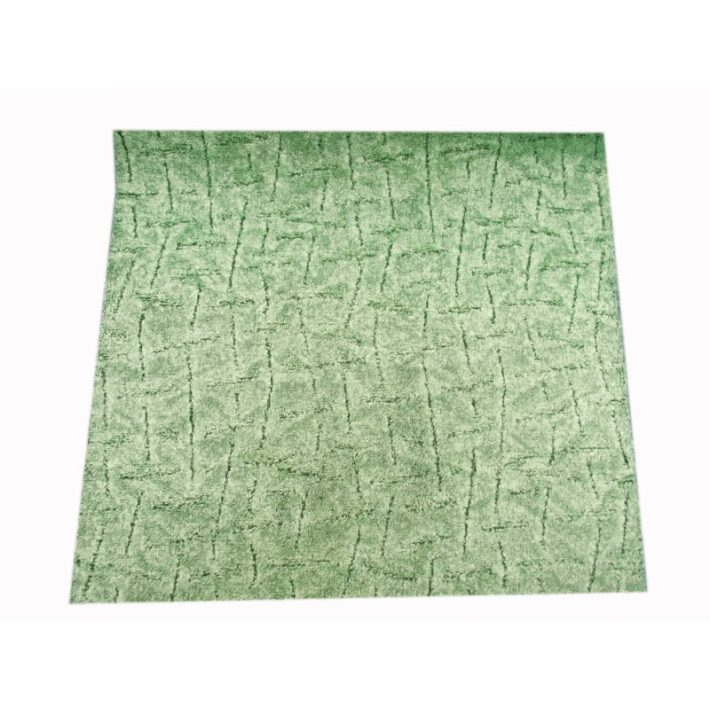 Alexia Zöld Nyírt Padlószőnyeg 4m széles