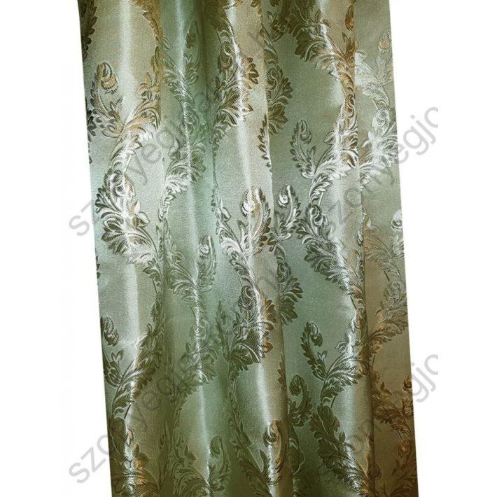 Zöld Sötétítő Függöny 300cm x 250cm