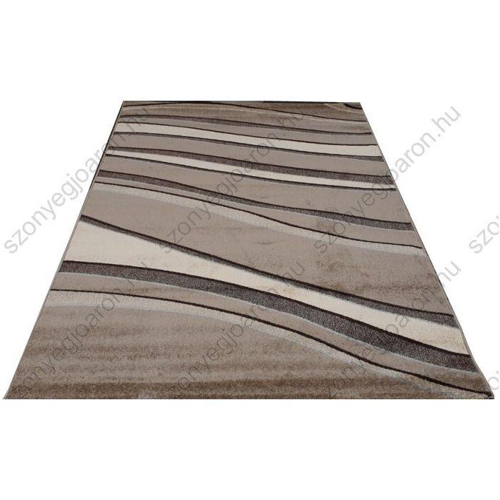 Bettina Lila Nyírt szőnyeg 80 x 150 cm