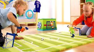 Gyermek szőnyeg előnyei