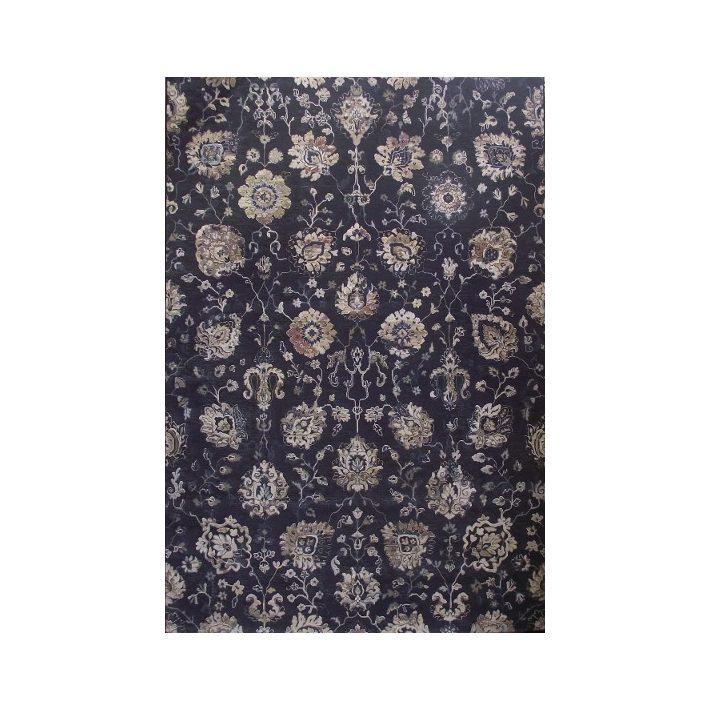 Sugárzó szépségű klasszikus kék oliva szőnyeg