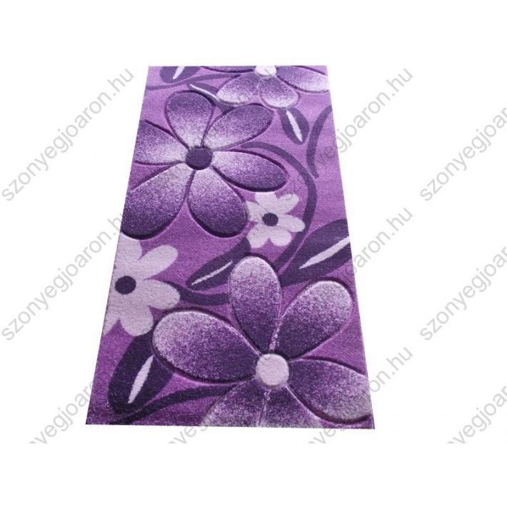 Maragréta lila szőnyeg előnyei. Milyen stílust ad otthonodnak?