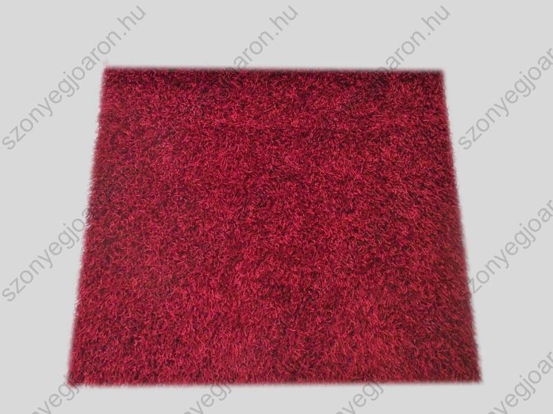 Tüzes megjelenésű Shaggy padlószőnyeg