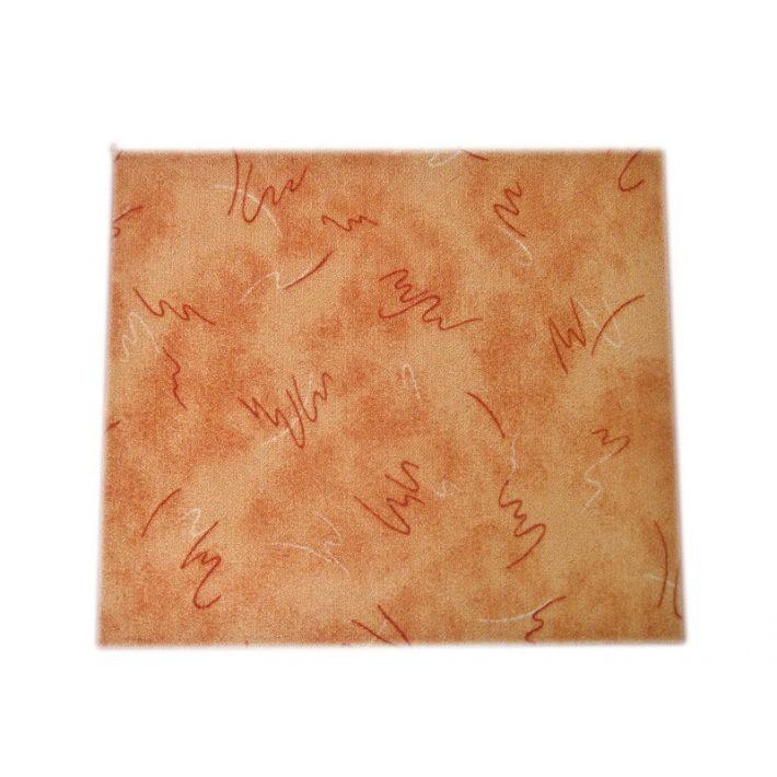 Narancs - Terra padlószőnyeg, az I. osztályú szobáért!