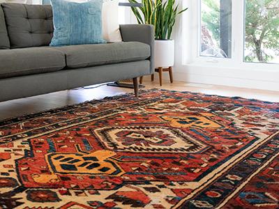 Klasszikus szőnyeg